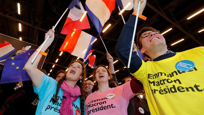 'Hope of EU'? European elites flock to praise Macron, some call for Le Pen's defeat