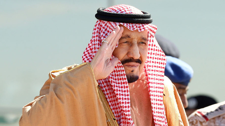 Saudi king returns perks to state employees, fires ministers & hires sons