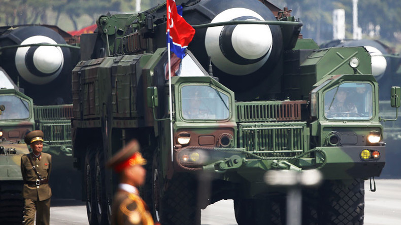 North Korea's nuclear program linked to suburban London home