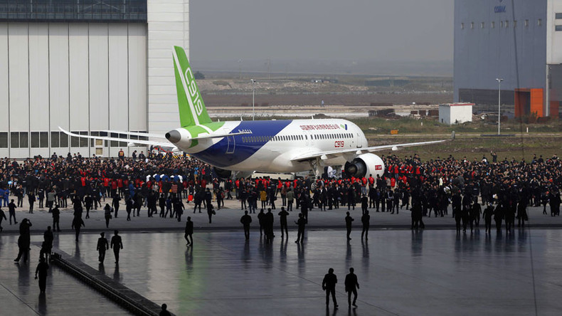 China's new jetliner completes final tests & ready for take off