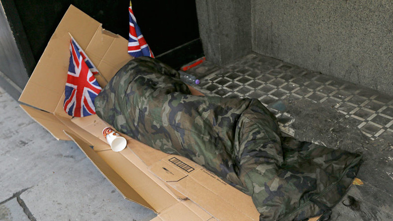Britain's 'two-tier' asylum system leaves refugees destitute, homeless – MPs