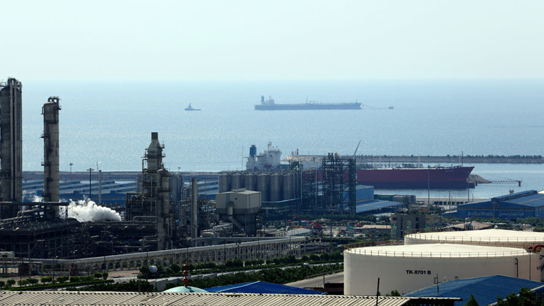 Iran to finalize gas development deal with Total