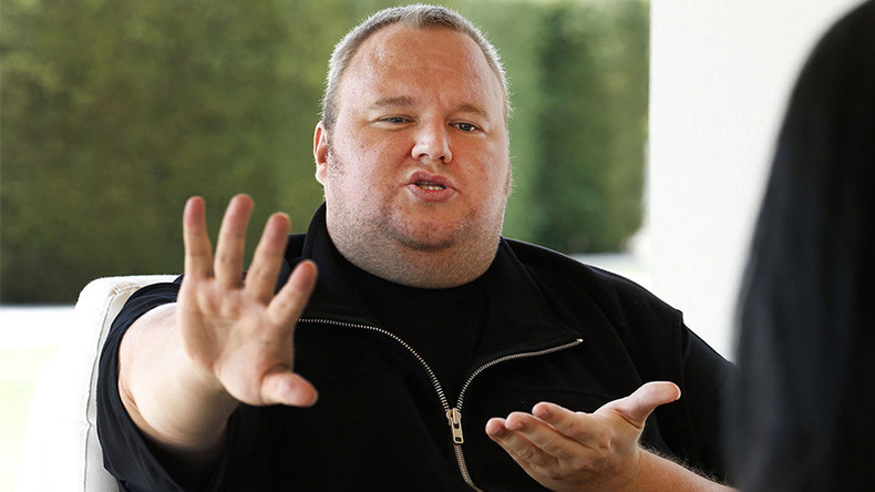 Kim Dotcom asks New Zealand police to grill FBI chief over 'data theft'