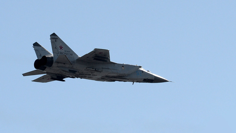 MiG-31 interceptor crashes in Siberia, both pilots ejected – Russian MoD