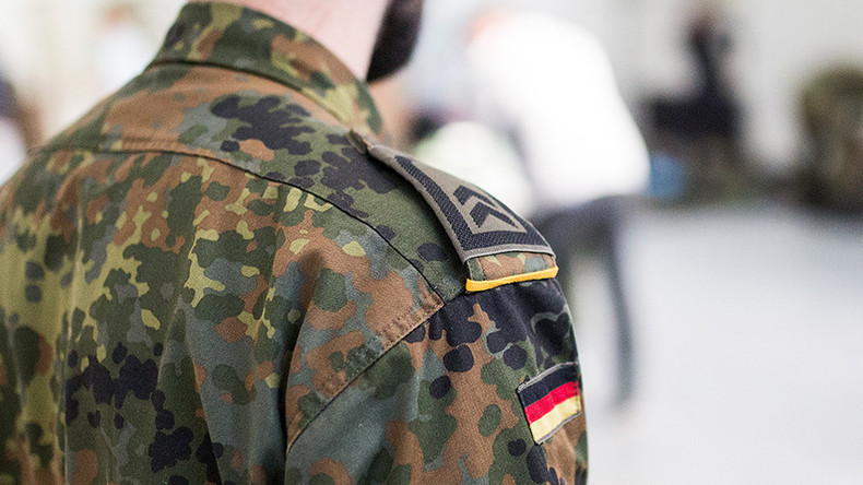 German soldier who posed as refugee arrested over suspected 'false flag' attack plot