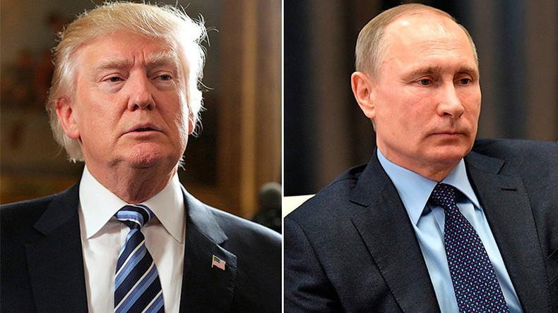 'Wishful thinking': Kremlin dismisses reports of Putin-Trump meeting in May