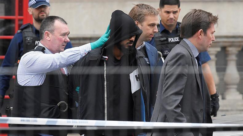 Whitehall terrorist suspect identified