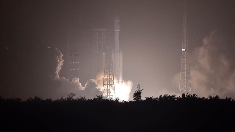 The final frontier: China plans to build manned space station in 2019