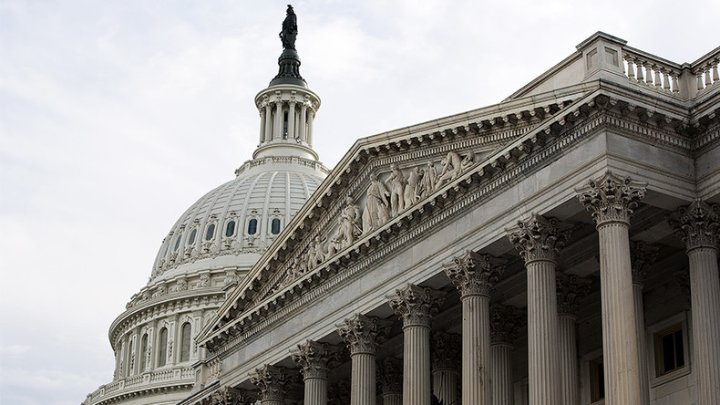 Congress passes 1-week funding extension to avoid govt shutdown