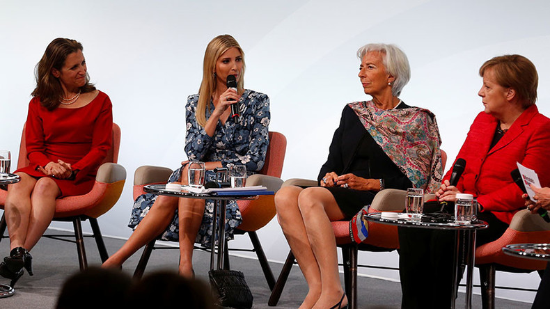 Ignore those murmurs: German newspaper says Ivanka Trump not booed at event