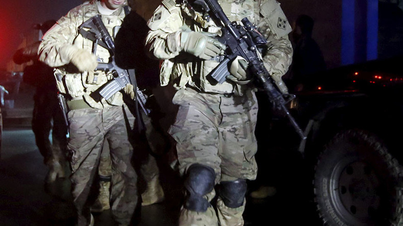 Possible friendly fire killed two soldiers in Afghanistan – Pentagon