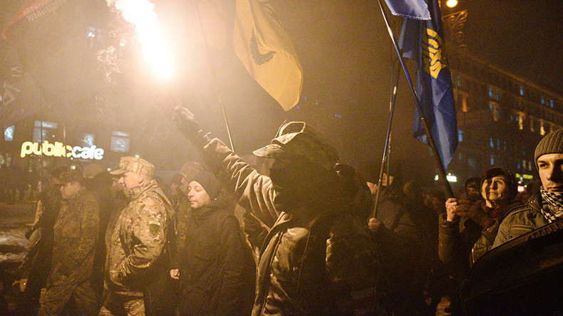 The Sun's silly claim Kiev is Russian masks bigger issue with resurgent fascism