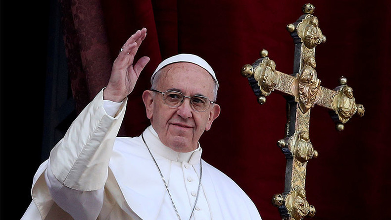 Pope Francis warns 'future of humanity' depends on diplomatic resolution of N. Korean crisis
