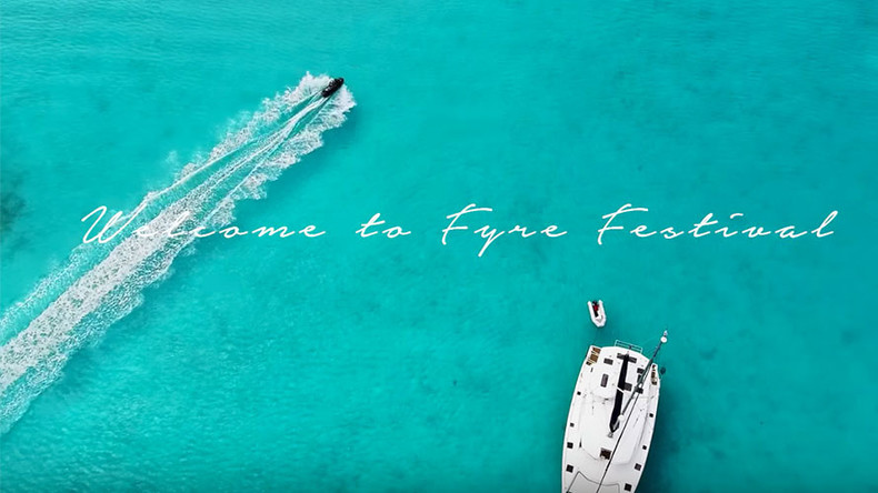 'Living like movie stars, partying like rock stars': Fyre festival a monument to millennial naivety