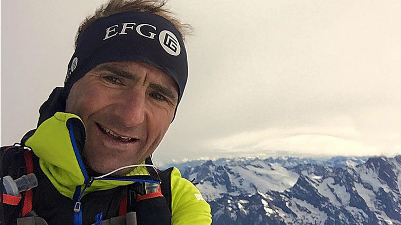 World's most famous climber 'The Swiss Machine' falls to his death near Everest