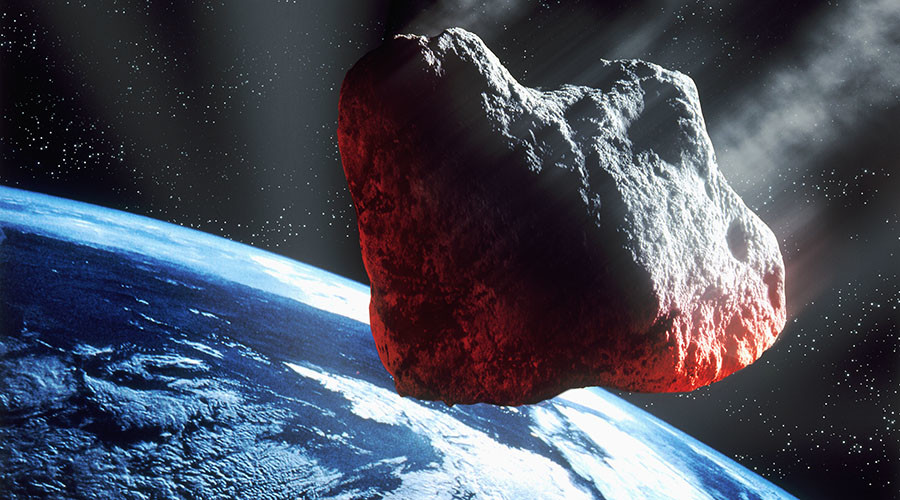 Huge 'potentially hazardous' asteroid hurtling towards Earth