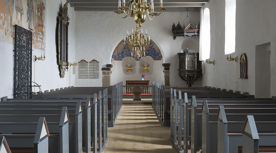 Danish church opens more night-time services to combat exodus of faithful