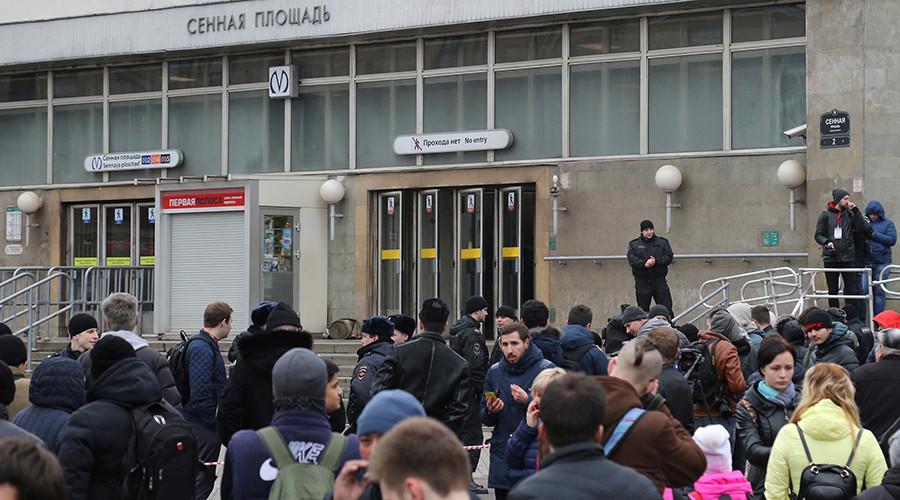 MSM raise 'false flag' conspiracy following St. Petersburg Metro blast