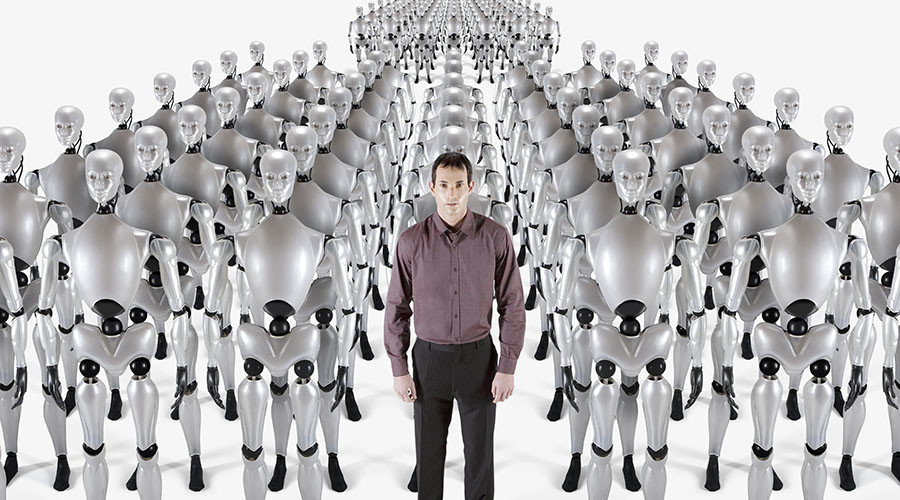 Robots will wipe out humanity in few hundred years, Astronomer Royal says