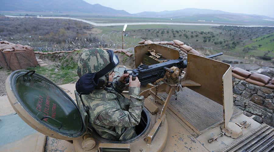 Turkey grabbing Syrian land by moving border fence – Syrian ambassador to Russian media