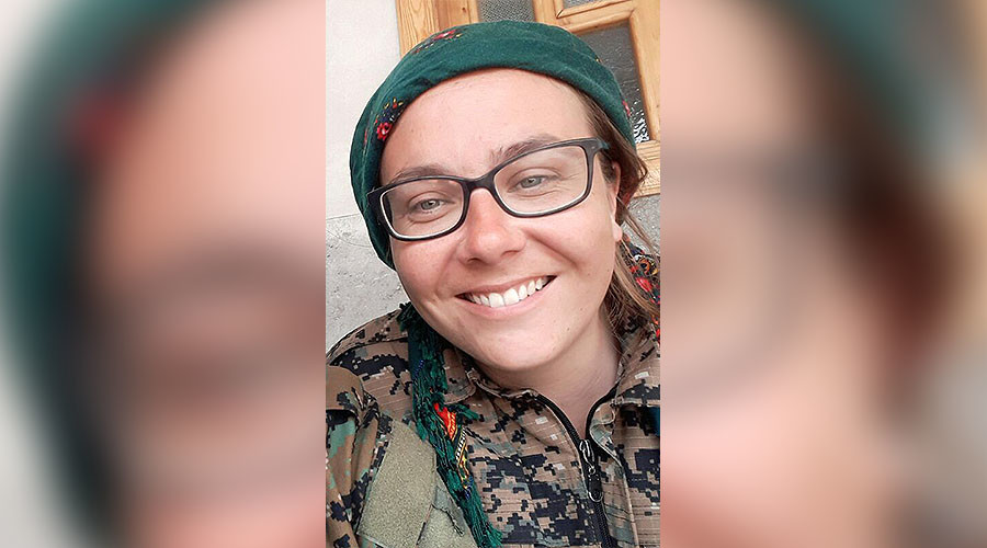 British woman fighting ISIS goes on hunger strike to support Turkish prison protests