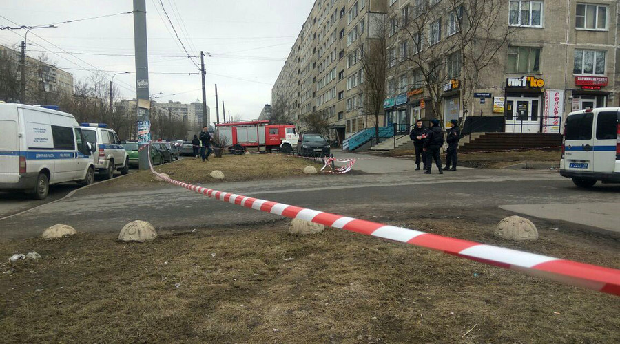 Explosive device disarmed in St. Petersburg apartment building – city official