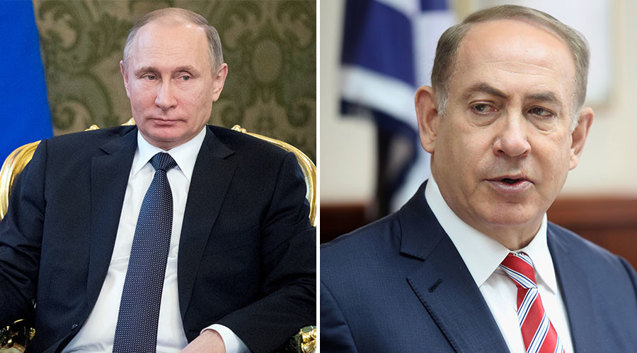 Putin rebukes Netanyahu over 'groundless' accusations on suspected chemical incident in Syria