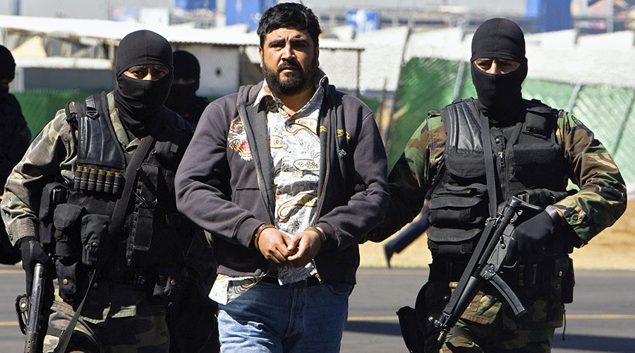 'Goliath' Mexican drug kingpin 'El Mochomo' sentenced to life in prison, fined $500mn