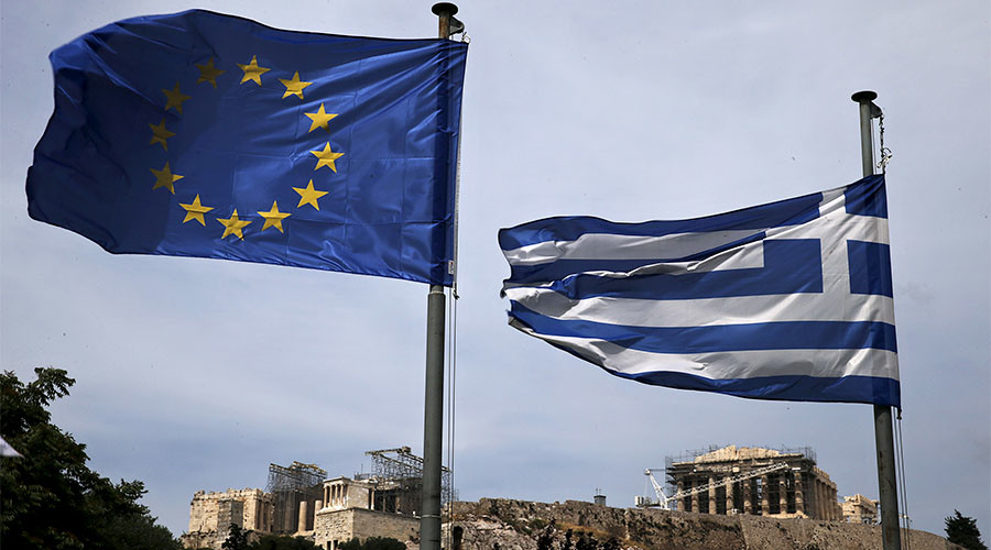 Death and taxes: In ruins of Greek economy unpaid debt more than half of GDP