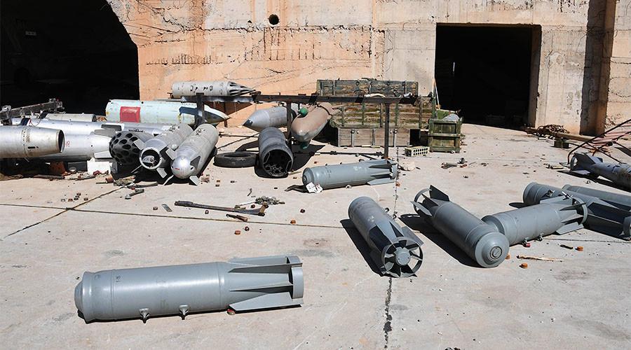 US missile strike against Syria