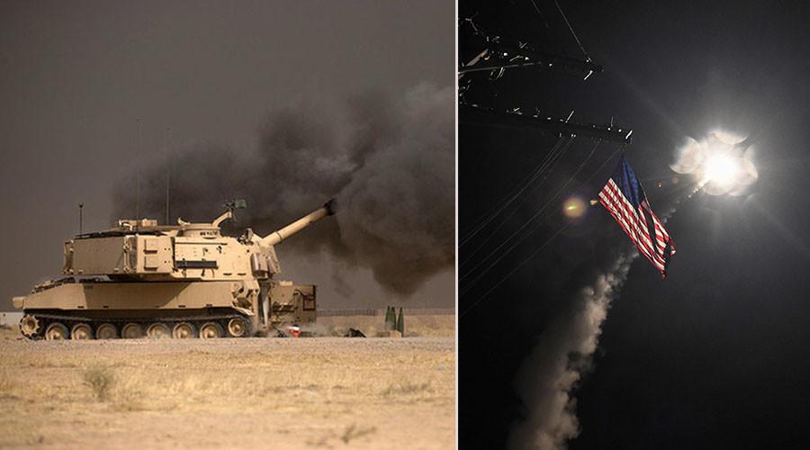 Disregarding cruel lessons of Iraq War, Trump launches attack on Syria