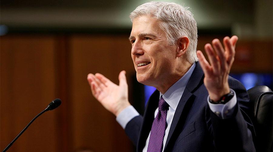 Senate confirms Gorsuch as 9th SCOTUS judge