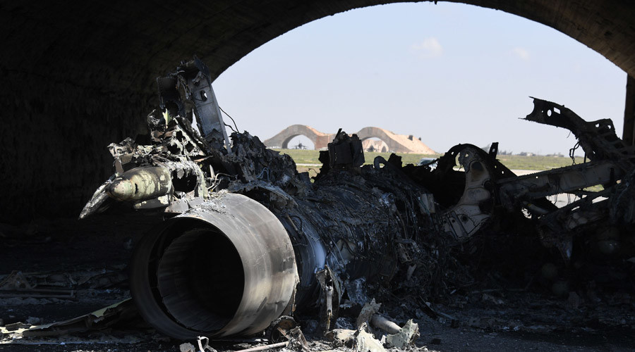 Women & children among casualties of US missile strike – Homs governor