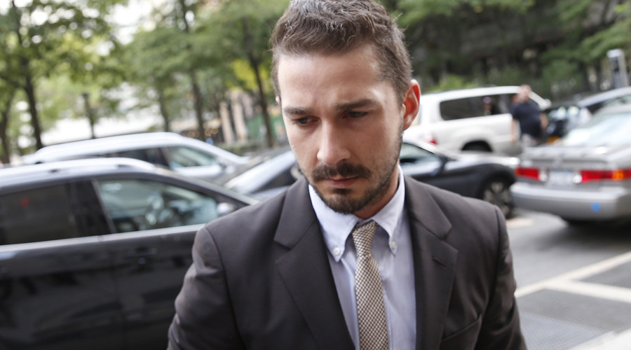 'Racist b*tch': Shia LaBeouf kicked out of LA bowling alley after drunken row (VIDEO)