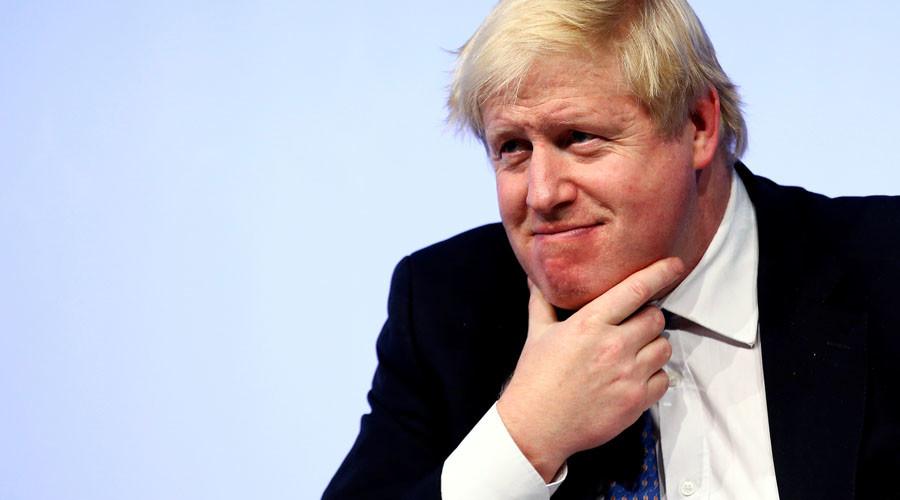 'Theatrics for lack of argument?' Russian embassy trolls Boris Johnson for canceling Russia trip