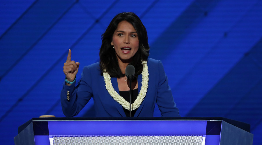Rep. Gabbard under fire after refusing to accept 'Assad did chemical attack' without proof
