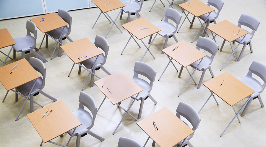 UK schools can't afford chairs or gym class because of cuts