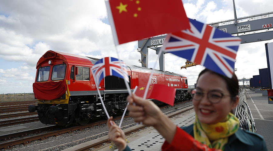 China's first official Belt and Road bond issued in Shanghai