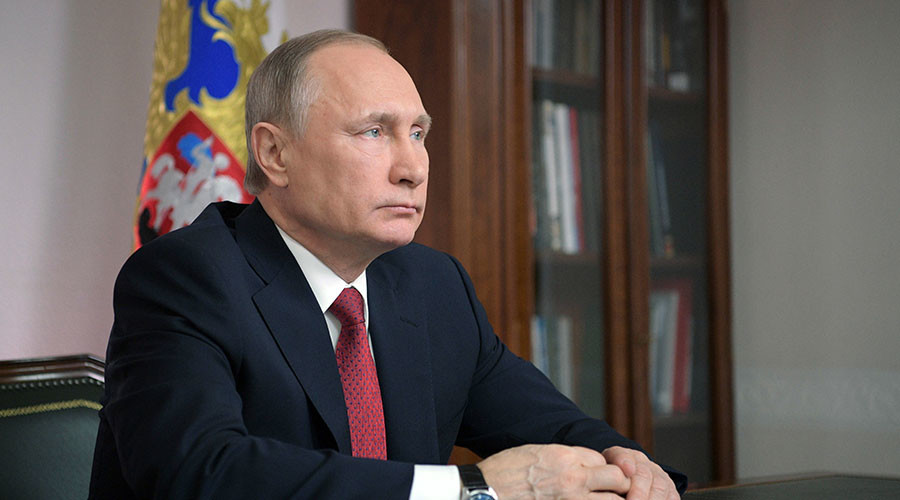Putin: Trust between US & Russia degrading under Trump