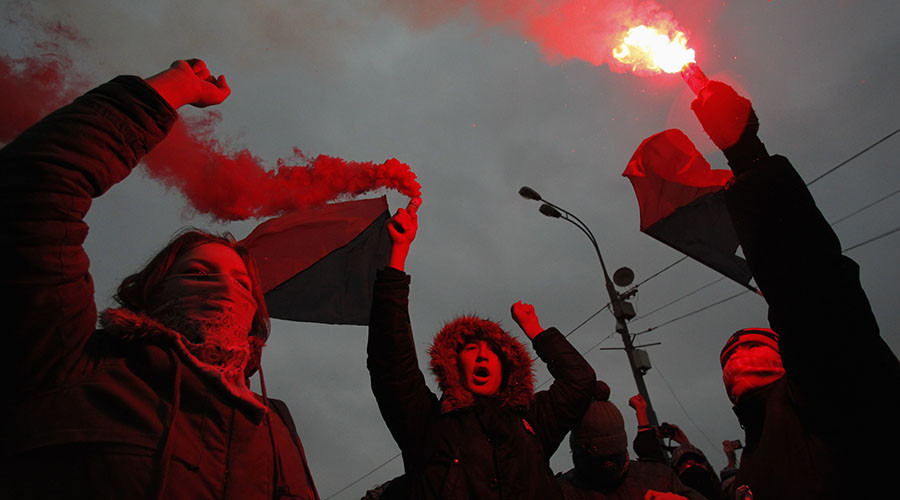 Putin vows to prevent 'color revolutions' for Russia and its Eurasian allies