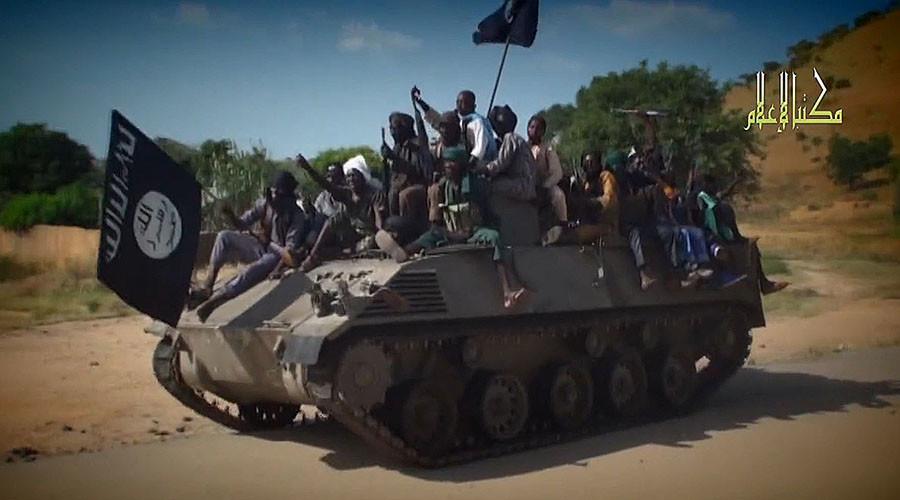 110 Nigerian schoolgirls 'unaccounted for' after Boko Haram raid