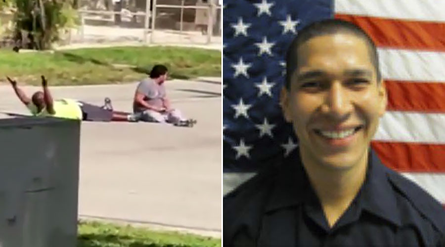 Fla. cop charged with attempted manslaughter after shooting unarmed therapist