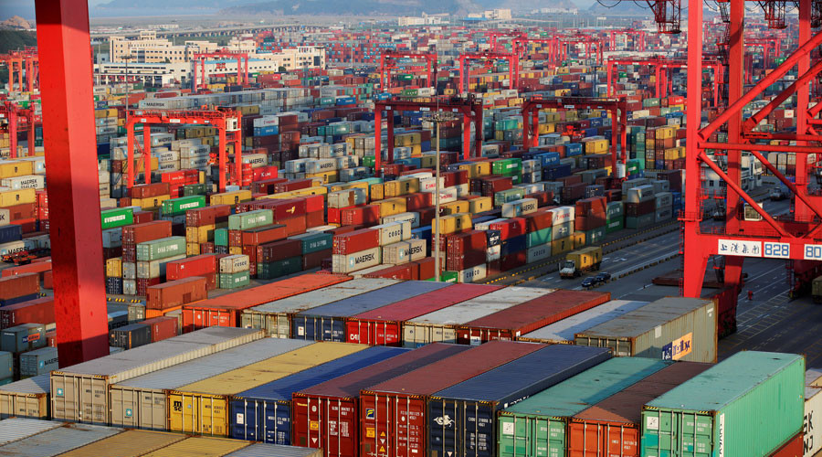 Russia–China trade up almost 30% this year