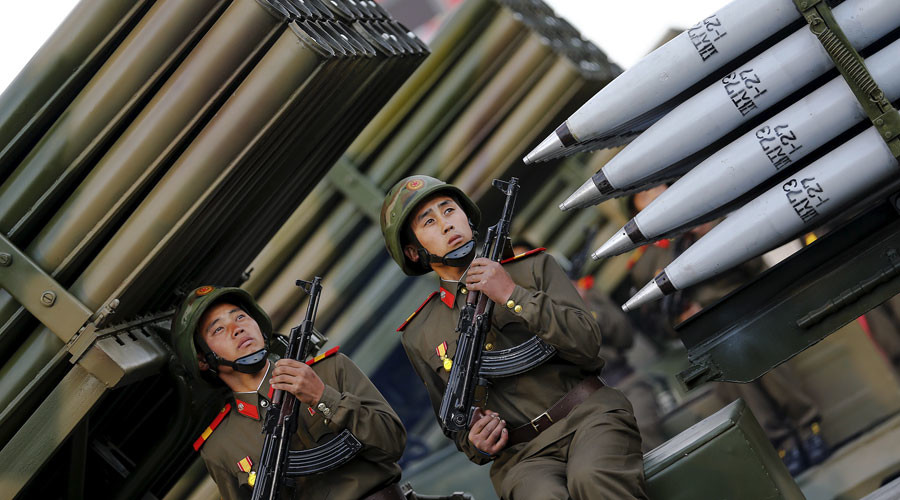 N. Korea could have sarin-tipped missiles, Japanese PM says ahead of Pyongyang's 'big event'