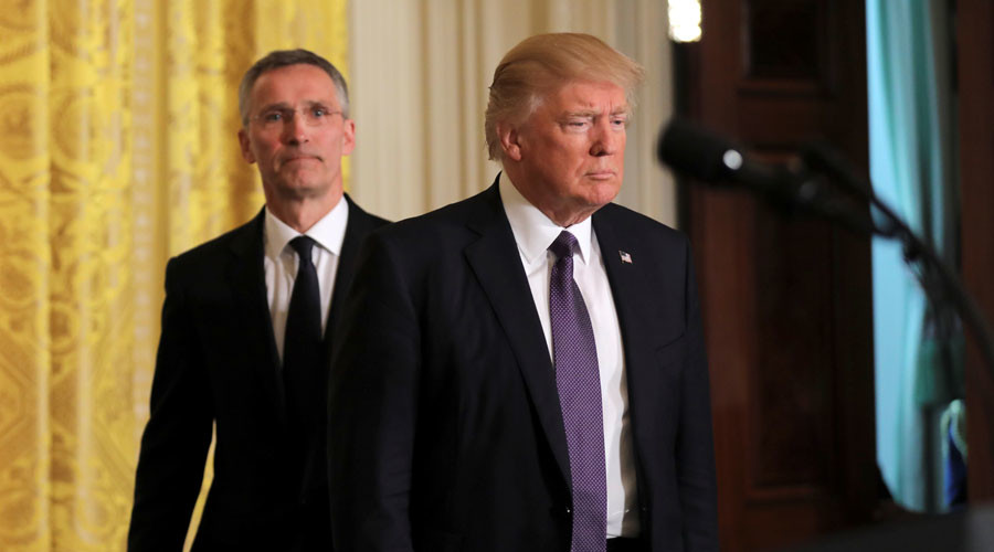 'Trump's U-turn on NATO: Making it more expansionist, rather than more defensive'