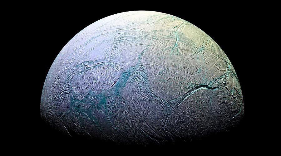 Saturn's moon Enceladus may support alien life - NASA (VIDEO)