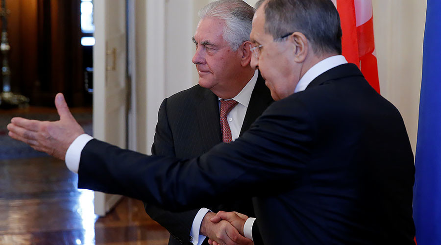'Highly provocative': Lavrov says agreed with Tillerson no future US strikes on Syrian govt