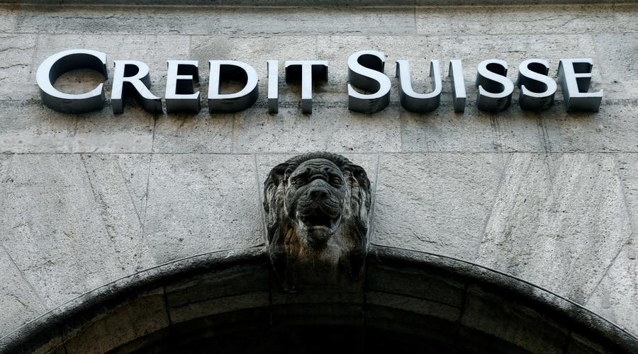 Credit Suisse execs to cut their bonuses 40% after shareholder backlash