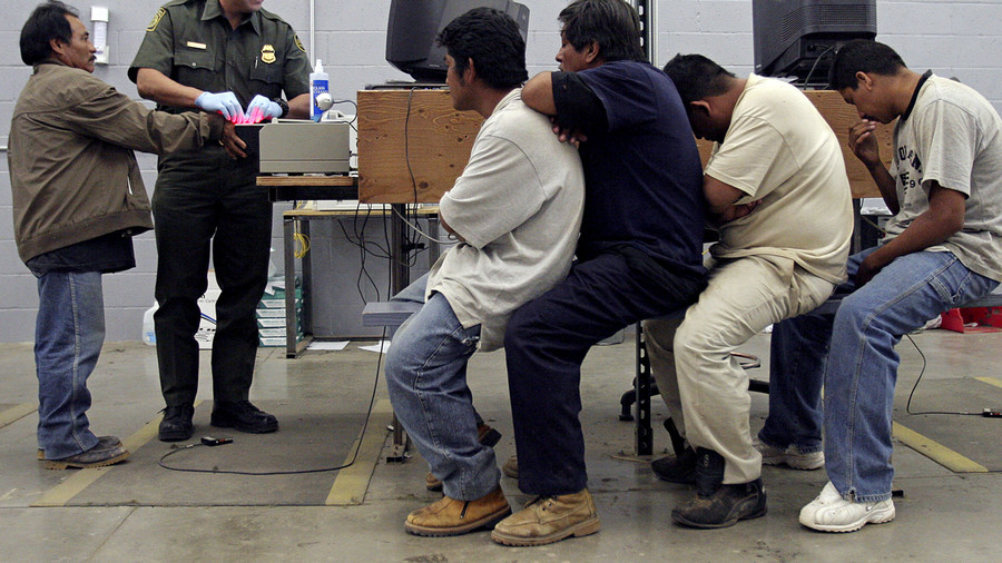 Texas to get new 1,000-bed immigrant detention center under Trump