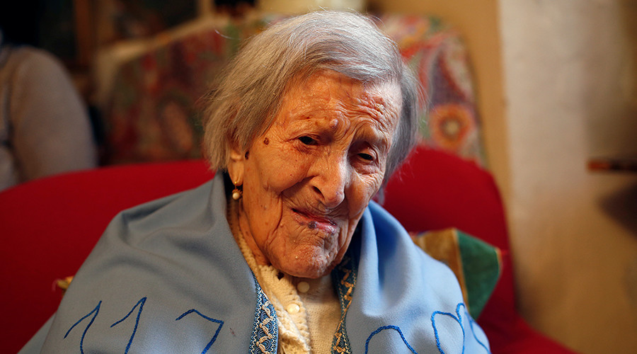 World's oldest person dies in Italy aged 117
